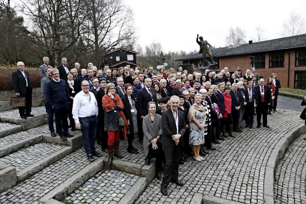 SAMAKs 24. kongress var samlet på Sørmarka utenfor Oslo 11. - 12. november 2014 og vedtok Sørmarka-erklæringen «Vi bygger Norden».