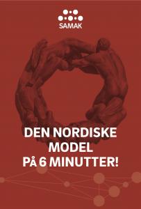 Forside på kompendiet: Den Nordiske Model på 6 minutter