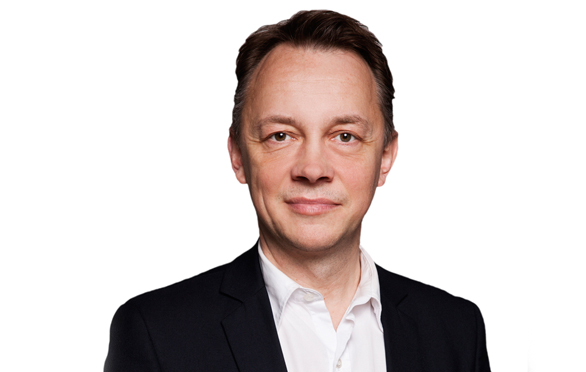 Jan Juul Christensen - portrettfoto